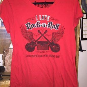 Joan Jett I Love Rock n' Roll Tee